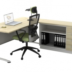 Standard Table+Combination Of Low Cabinet