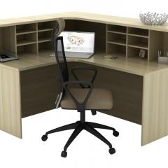 Executive Reception Counter(L)-a