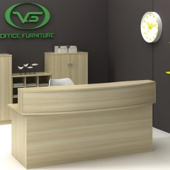 Executive Reception Counter+Low&Medium Cabinet