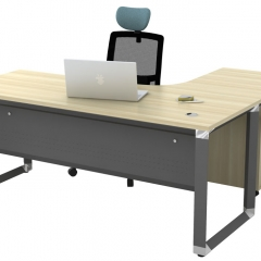 Superior Compact Table(L)+Mobile Pedestal