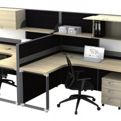 Workstation-Cluster Of 2-a