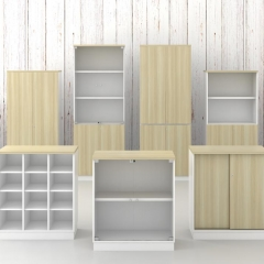 Cabinet And Mobile Pedestal