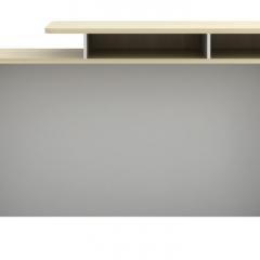 Executive Reception Counter-Back View