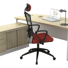 Executive Table+Side Cabinet